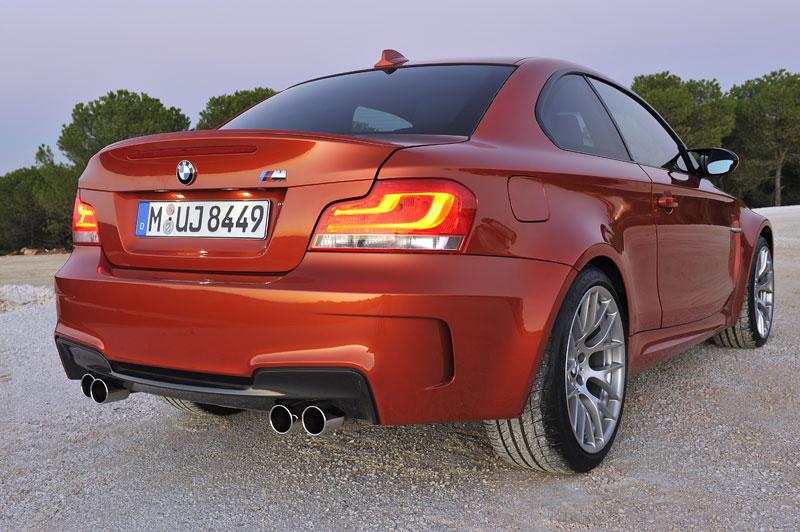 BMW 1 M Coupé: Ring za 8:12: - fotka 50