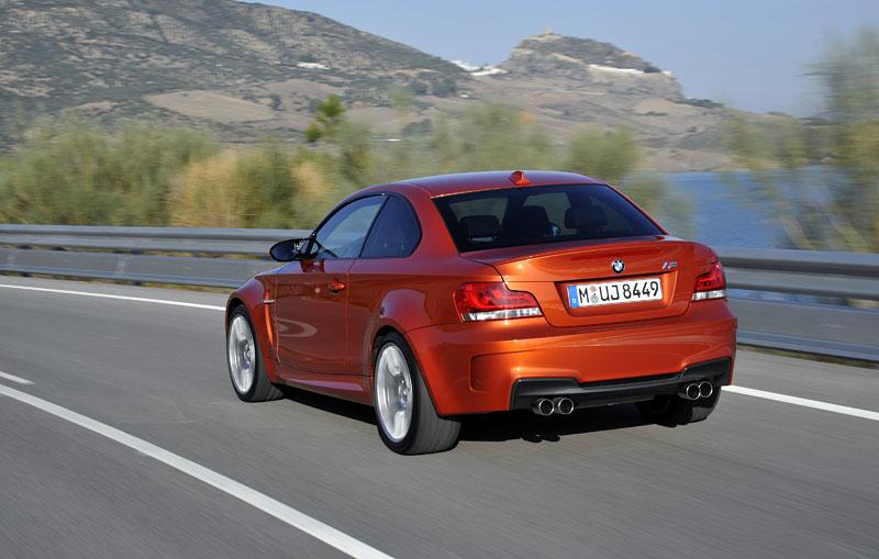 BMW 1 M Coupé: Ring za 8:12: - fotka 53