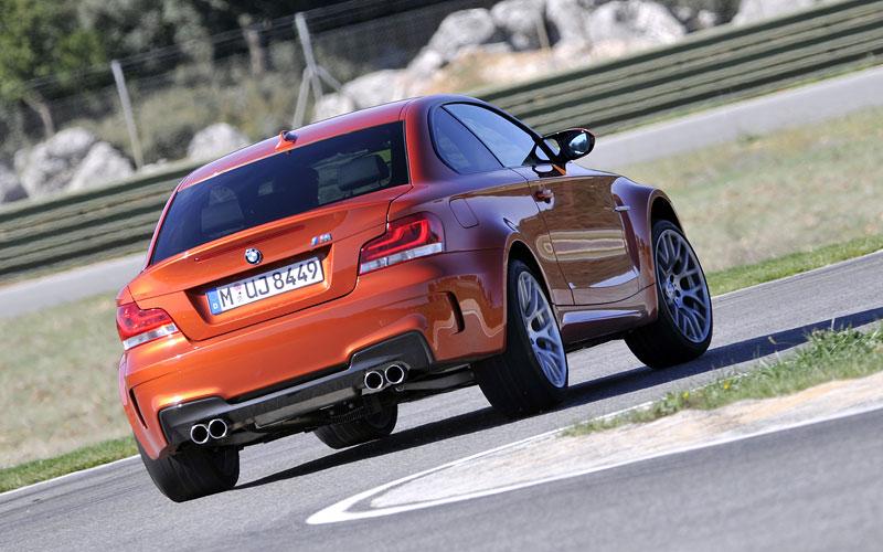 BMW 1 M Coupé: Ring za 8:12: - fotka 55