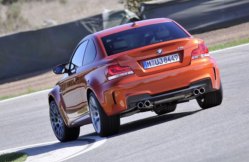 BMW 1 M Coupé: Ring za 8:12: - fotka 56