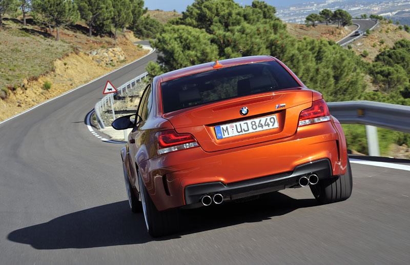 BMW 1 M Coupé: Ring za 8:12: - fotka 58
