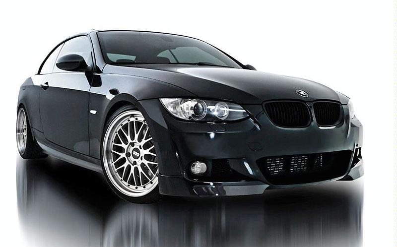 BMW řada 3: karosářské doplňky Vorsteiner: - fotka 2