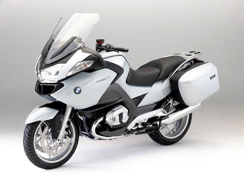 BMW R1200RT 2010 – Dokonalost v detailech (představení): - fotka 9