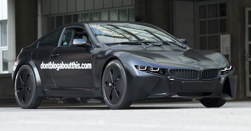 BMW Vision EfficientDynamics: do prodeje už za dva roky: - fotka 12