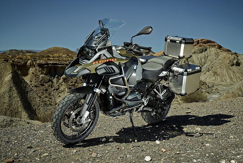 BMW R 1200 GS Adventure (MY2014) je konečně zde!: - fotka 26