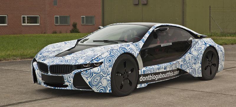 BMW Vision EfficientDynamics: do prodeje už za dva roky: - fotka 13