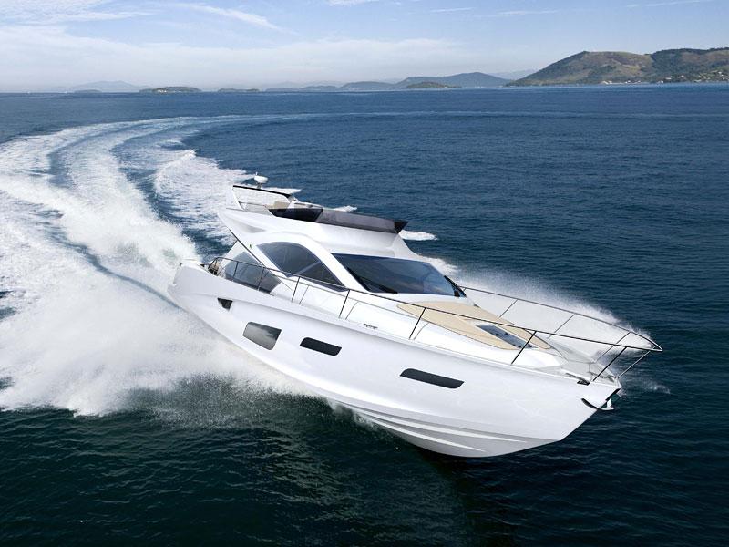 Intermarine 55: nádherná jachta z dílen BMW Designworks USA: - fotka 5