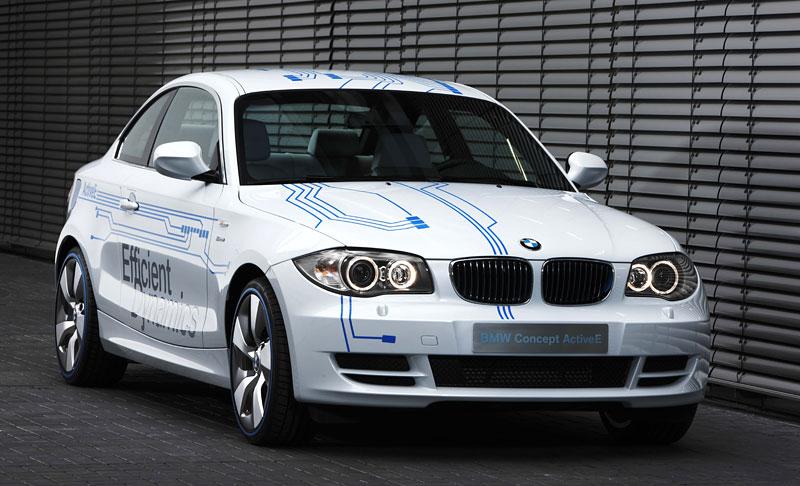 BMW Concept Active E: na plný baterky: - fotka 14