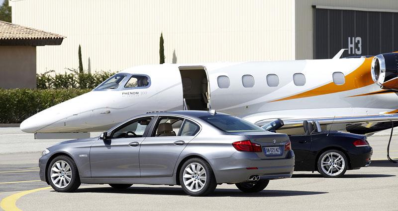 BMW Group DesignworksUSA navrhlo interiér pro Embraer: - fotka 14