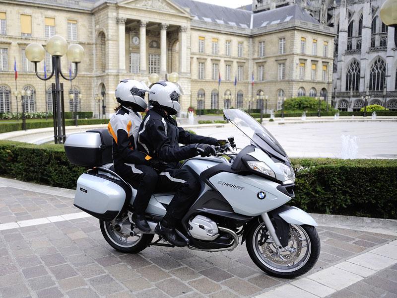 BMW R1200RT 2010 – Dokonalost v detailech (představení): - fotka 11