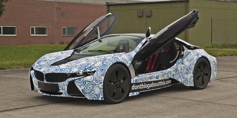 BMW Vision EfficientDynamics: do prodeje už za dva roky: - fotka 14
