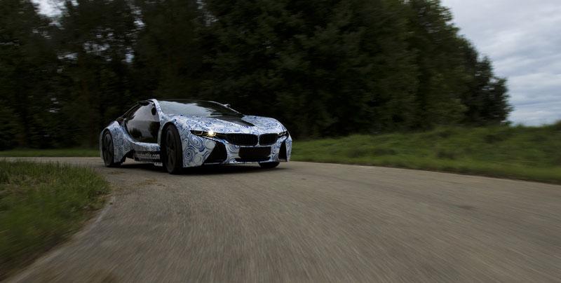 BMW Vision EfficientDynamics: do prodeje už za dva roky: - fotka 15