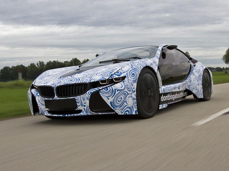 BMW Vision EfficientDynamics: do prodeje už za dva roky: - fotka 17