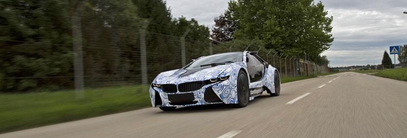 BMW Vision EfficientDynamics: do prodeje už za dva roky: - fotka 18