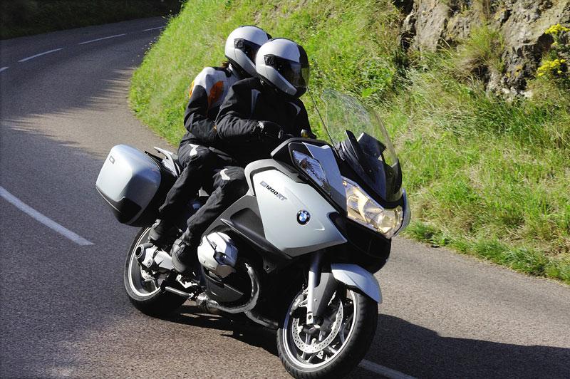 BMW R1200RT 2010 – Dokonalost v detailech (představení): - fotka 17