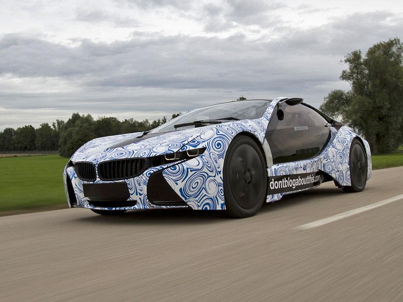BMW Vision EfficientDynamics: do prodeje už za dva roky: - fotka 19