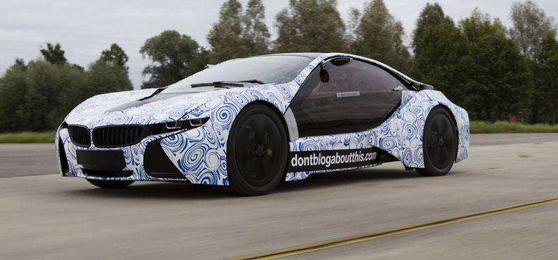 BMW Vision EfficientDynamics: do prodeje už za dva roky: - fotka 20