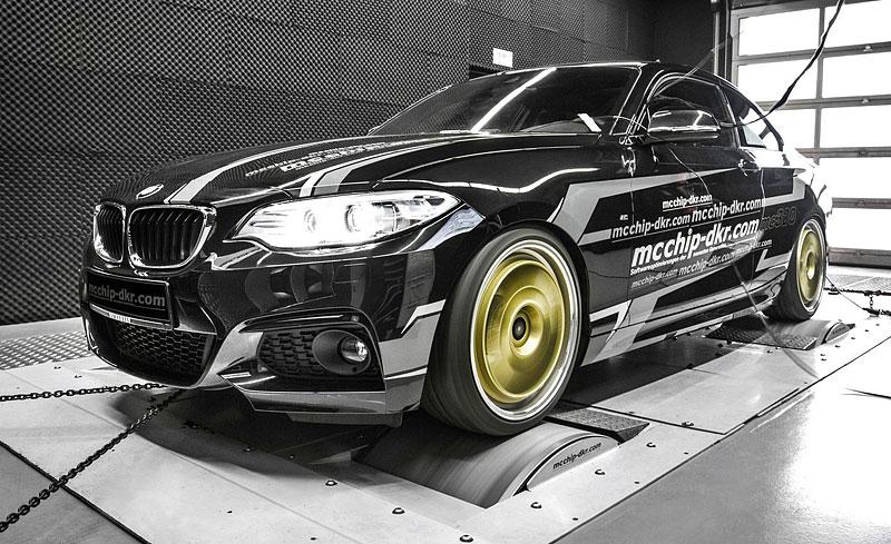 BMW 220i Coupé jako MC320: - fotka 2