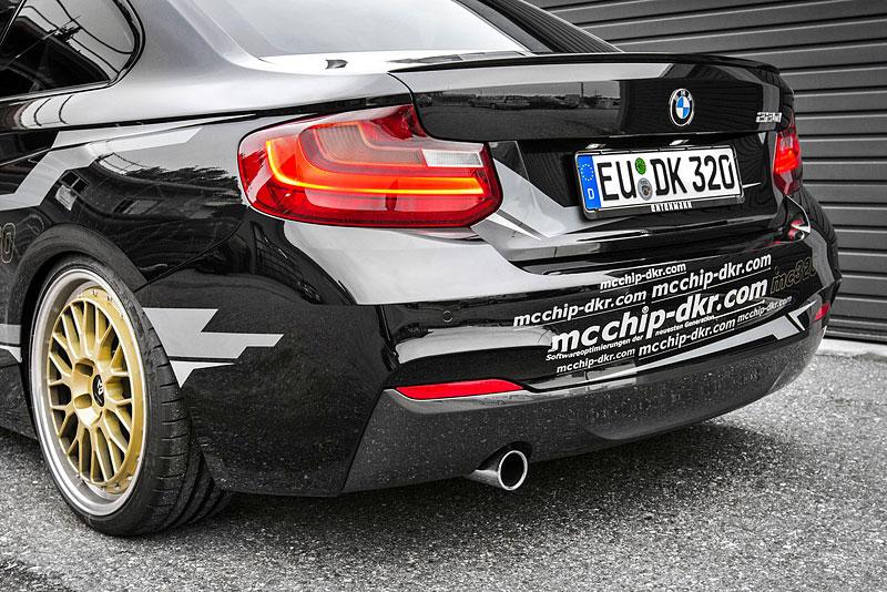 BMW 220i Coupé jako MC320: - fotka 6