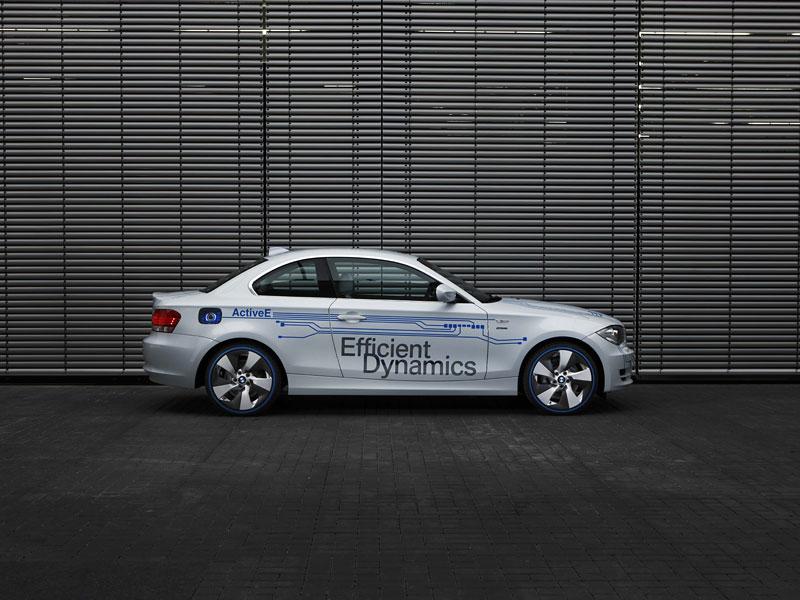BMW Concept Active E: na plný baterky: - fotka 17
