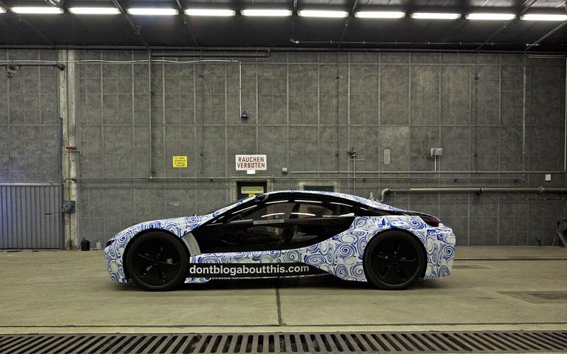 BMW Vision EfficientDynamics: do prodeje už za dva roky: - fotka 21