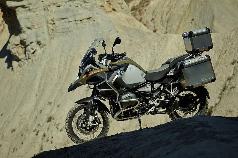 BMW R 1200 GS Adventure (MY2014) je konečně zde!: - fotka 59