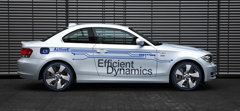 BMW Concept Active E: na plný baterky: - fotka 18