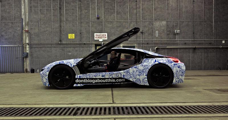 BMW Vision EfficientDynamics: do prodeje už za dva roky: - fotka 22