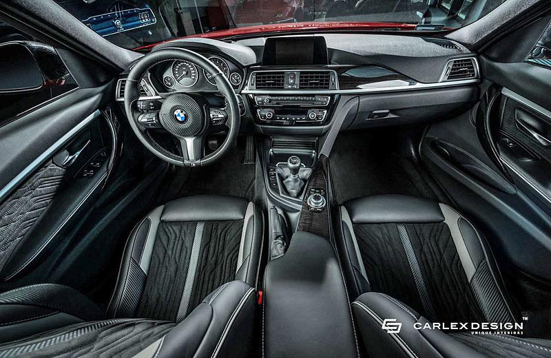 BMW řady 3 Carlex Design: Trojka podle Bulharů!: - fotka 1