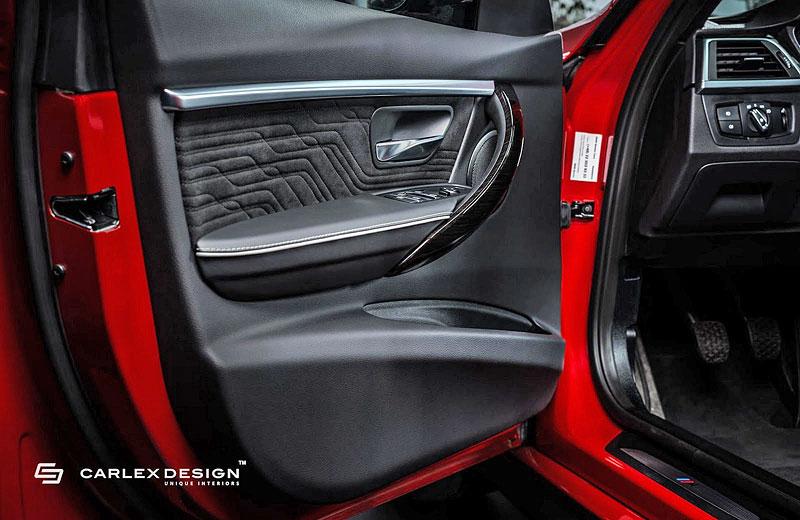 BMW řady 3 Carlex Design: Trojka podle Bulharů!: - fotka 4