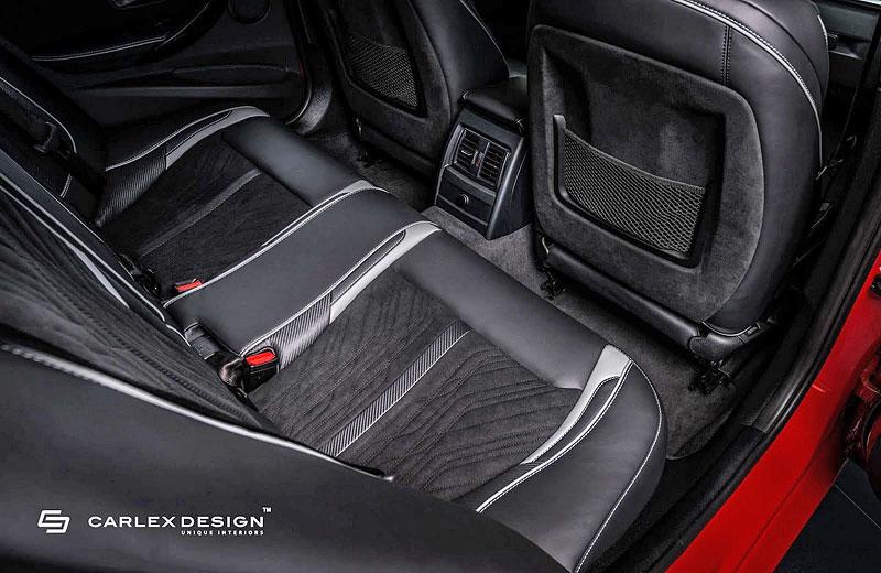 BMW řady 3 Carlex Design: Trojka podle Bulharů!: - fotka 6