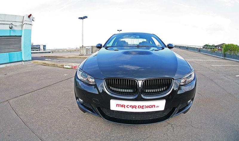 BMW 335i Black Scorpion: 406 koní od MR Car Design: - fotka 1
