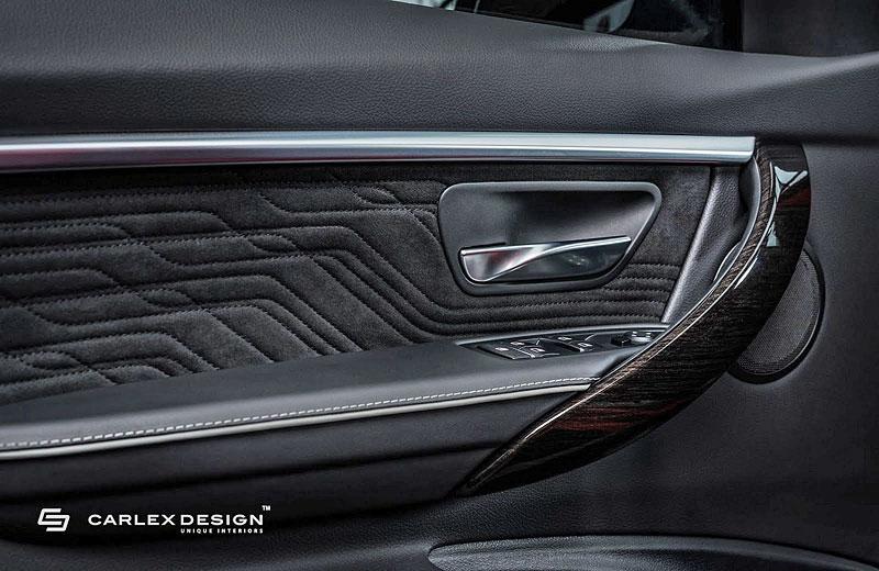 BMW řady 3 Carlex Design: Trojka podle Bulharů!: - fotka 9