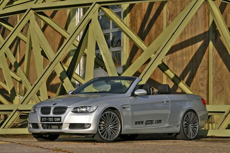 BMW 335i Cabrio: více koní od ATT Autotechnik: - fotka 1