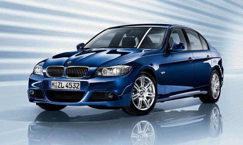 BMW 3 M Sport: speciální edice na českém trhu: - fotka 1