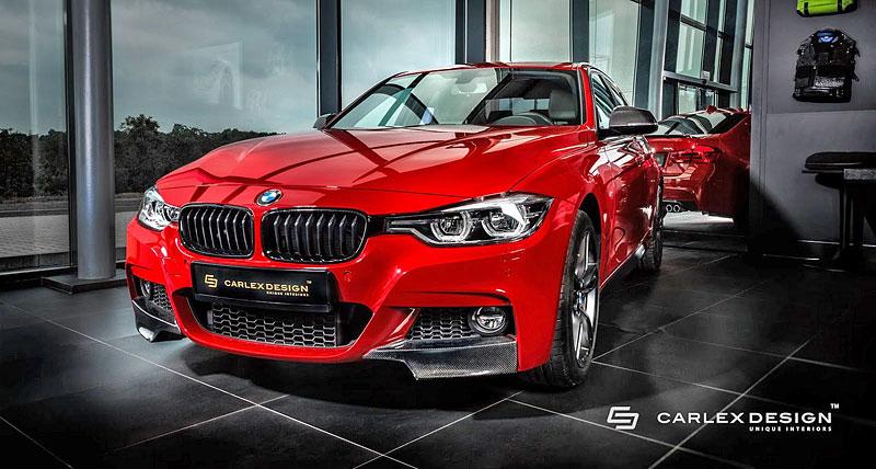 BMW řady 3 Carlex Design: Trojka podle Bulharů!: - fotka 10