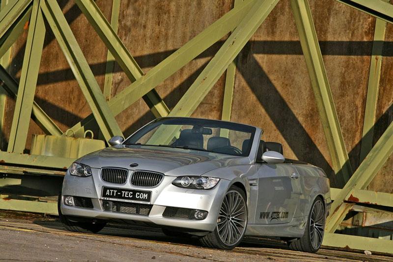BMW 335i Cabrio: více koní od ATT Autotechnik: - fotka 2