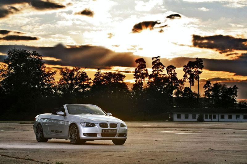 BMW 335i Cabrio: více koní od ATT Autotechnik: - fotka 3