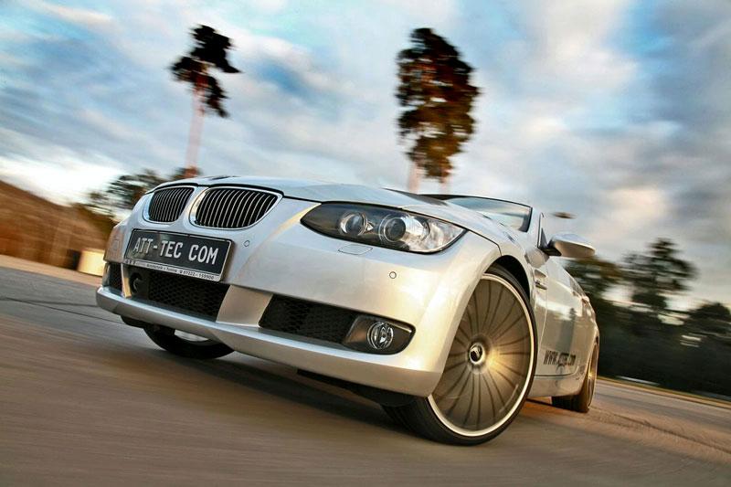 BMW 335i Cabrio: více koní od ATT Autotechnik: - fotka 4