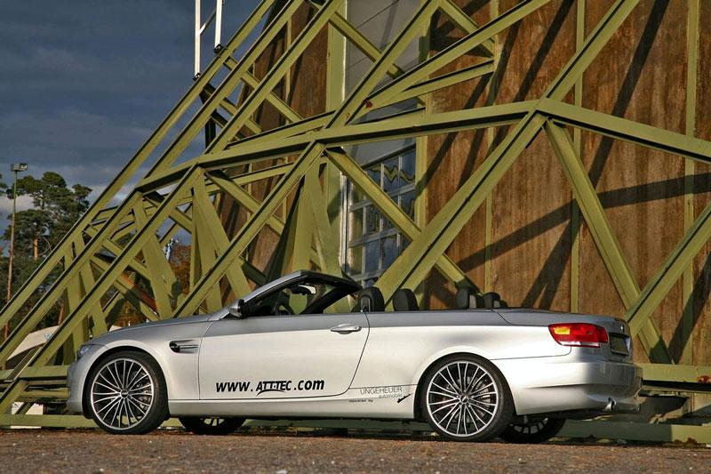 BMW 335i Cabrio: více koní od ATT Autotechnik: - fotka 5