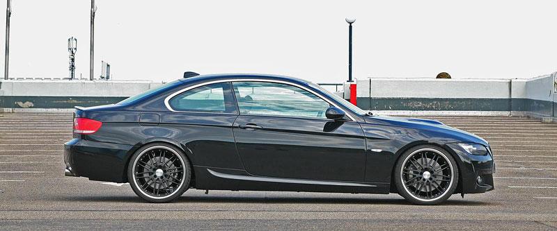BMW 335i Black Scorpion: 406 koní od MR Car Design: - fotka 5