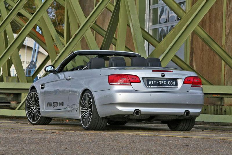 BMW 335i Cabrio: více koní od ATT Autotechnik: - fotka 6