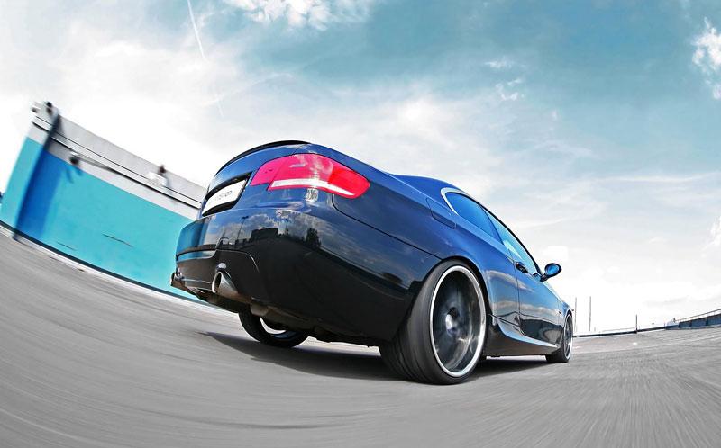 BMW 335i Black Scorpion: 406 koní od MR Car Design: - fotka 7