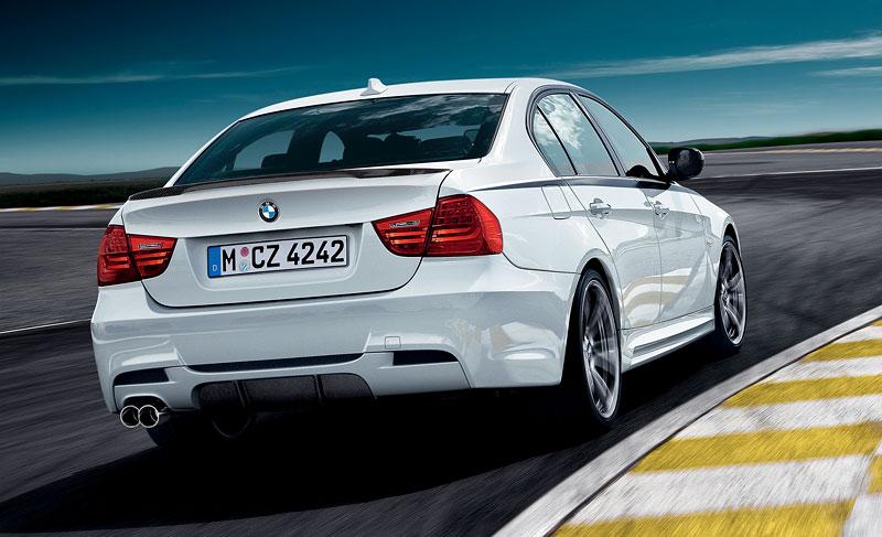 BMW Performance: na jaře i pro faceliftovanou trojku: - fotka 3