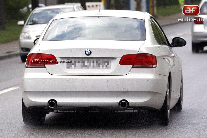 Spy Photos: BMW 3 Coupe: - fotka 9