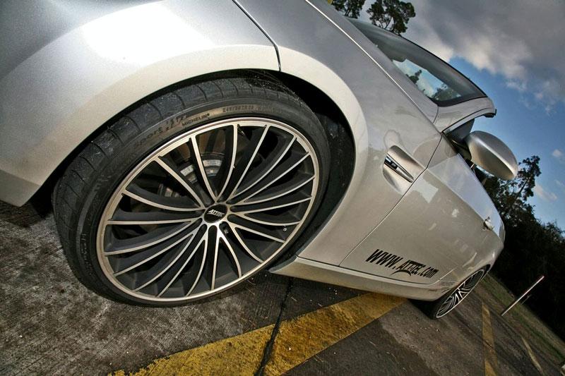 BMW 335i Cabrio: více koní od ATT Autotechnik: - fotka 7