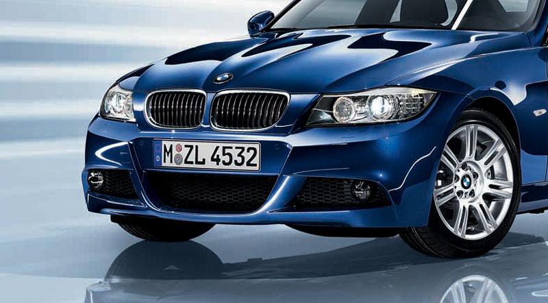 BMW 3 M Sport: speciální edice na českém trhu: - fotka 2