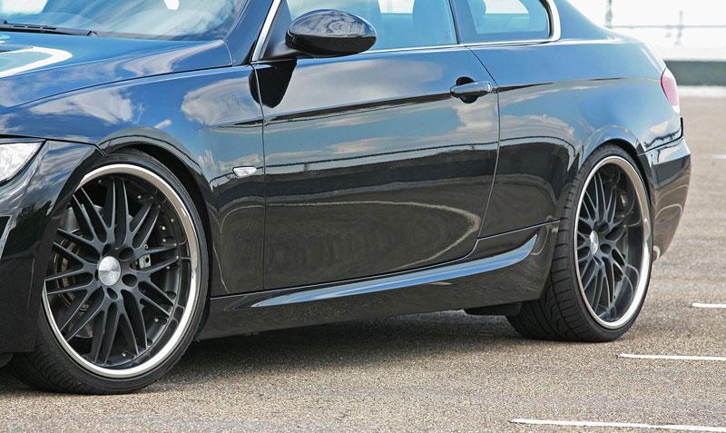 BMW 335i Black Scorpion: 406 koní od MR Car Design: - fotka 10