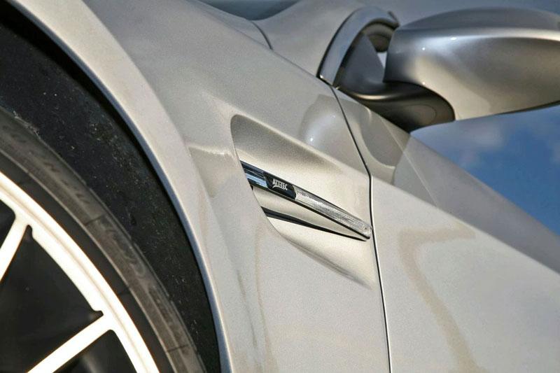BMW 335i Cabrio: více koní od ATT Autotechnik: - fotka 9