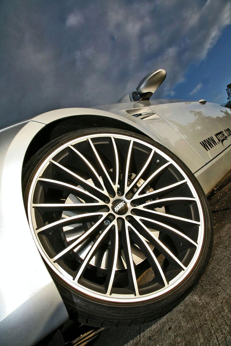 BMW 335i Cabrio: více koní od ATT Autotechnik: - fotka 11